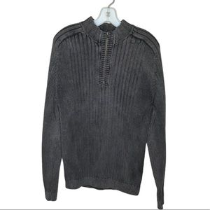 Roundtree & Yorke Casuals Ribbed Sweater